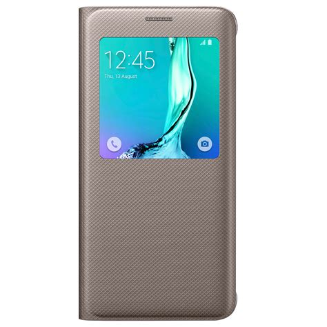 Samsung S6 Au samsung s view cover for samsung galaxy s6 edge gold