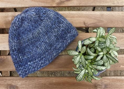 Venice A Free Chunky Hat Knitting Pattern