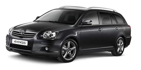Toyota avensis wagon. Best photos and information of modification.