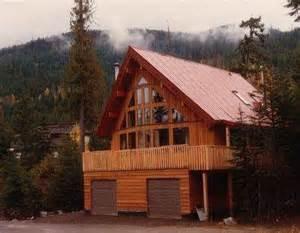 raise a roof chalet log cabin kit