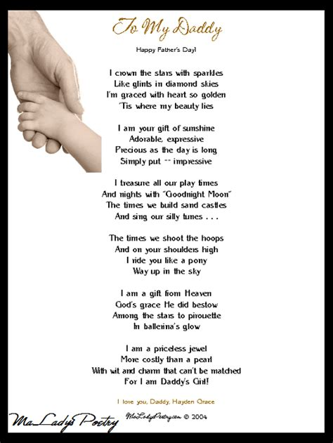 fathers day poems from 25 touching fathers day poems from