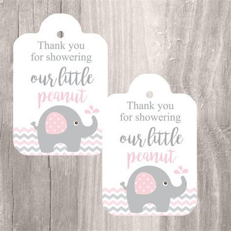 25 best ideas about thank you tags on thank brilliant design thank you tags for baby shower lovely