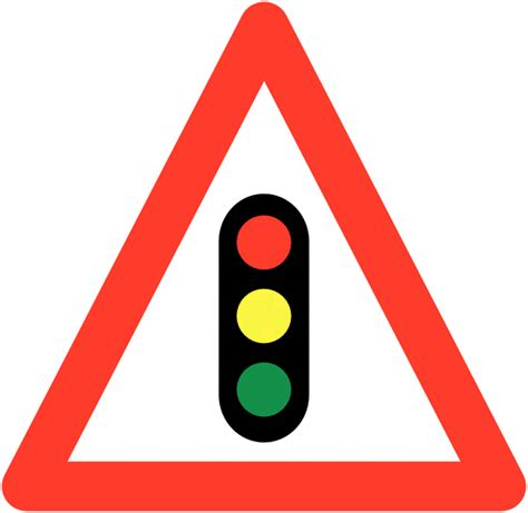 traffic lights class 1 reflective roll up road signs