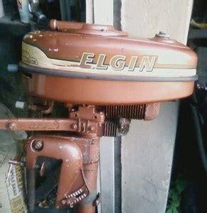 old elgin boat motor 194 best vintage outboards images on pinterest