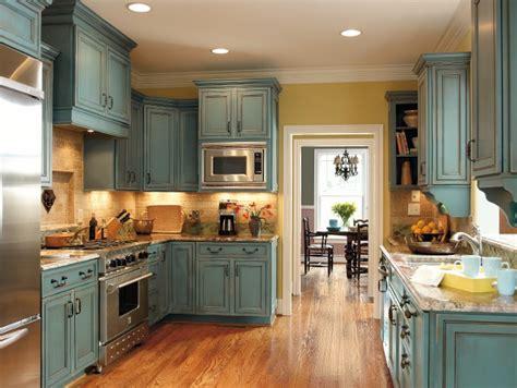 Grandmas kitchen on Pinterest Turquoise Kitchen Cabinets