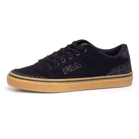best mens sneakers fila g1000 print mens low top casual sneakers shoes ebay