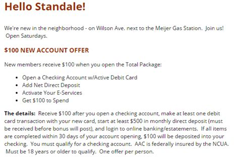 Credit Freeze Letter Mi Only Aac Credit Union 100 Checking Bonus Standale Branch Only 3 Apy Doctor Of Credit