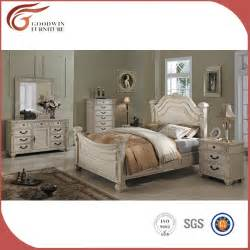 cheap classic solid wood bedroom furniture wa143 view