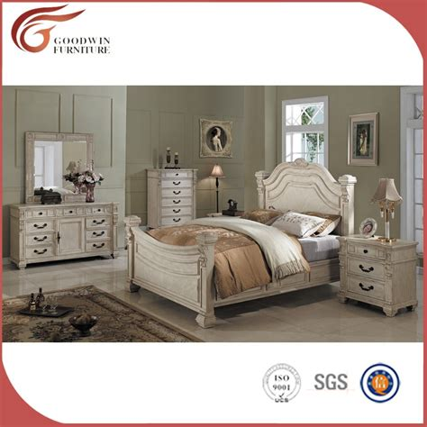 China Bedroom Furniture Solid Wood China Bedroom Furniture Wa143 View Solid Wood Furniture Goodwin Product Details