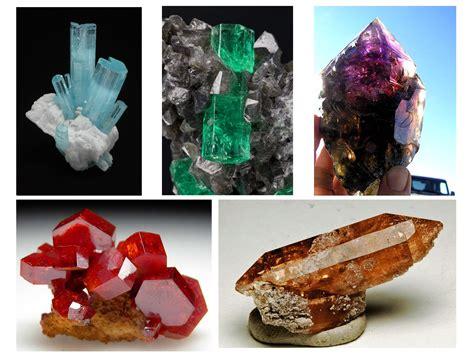 imagenes de minerales naturales 191 c 243 mo se forman los minerales ciencia de sof 225