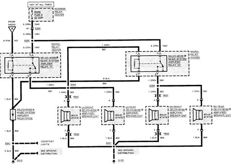 delco bose wiring diagram get free image about delco get free image about wiring diagram