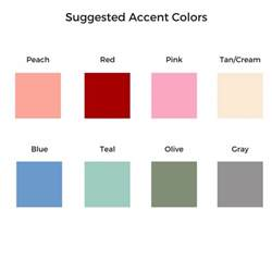accent colors create your capsule wardrobe step by step guide
