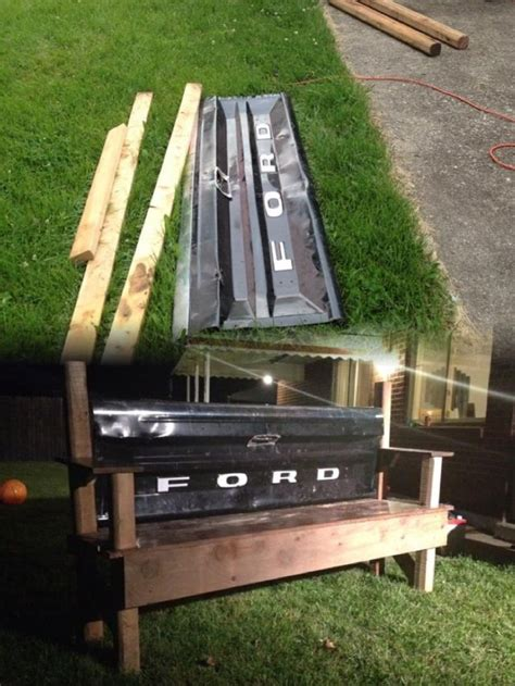 tailgate bench diy 17 best images about gearhead design on pinterest chevy