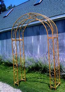 Metal Trellis For Sale Wrought Iron Top Arbor Trellis Metal Garden Arch