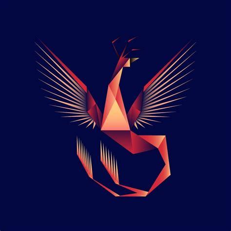 phoenix tattoo geometric geometric phoenix drawing google search tattooish
