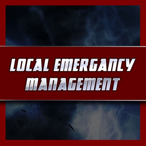 Lu Emergensi Local Emergency Management Where Orlando Turns For