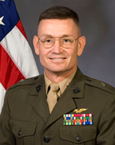 General Officer by Ibc Appoints Retired U S Marine Corps Major General