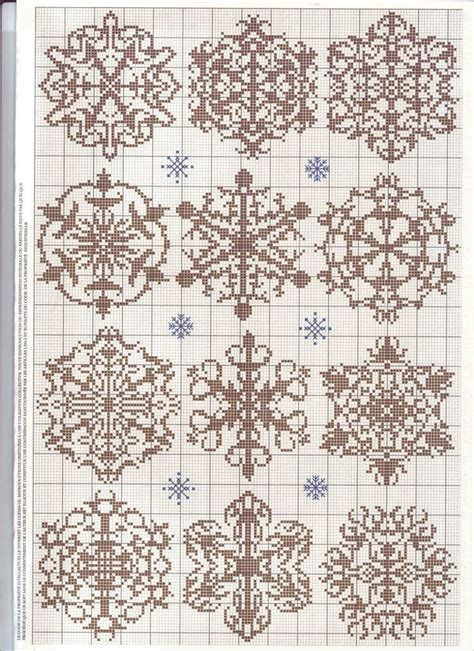 snowflake pattern knitting chart snowflakes knitting charts pinterest knitting