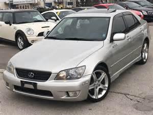 Lexus 2004 Is300 2004 Lexus Is 300 Burlington Ontario Used Car For Sale