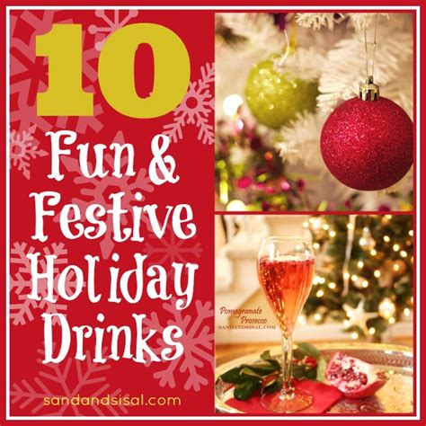 holiday drink names pictures to pin on pinterest pinsdaddy