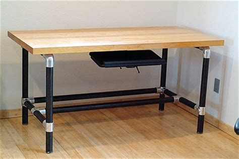 woodwork diy computer desk pdf plans