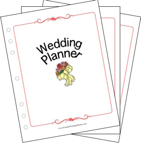 wedding planner stories 8 best images of printable wedding planner story free