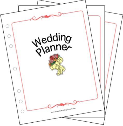 wedding planner stories of printable wedding planner story best free home