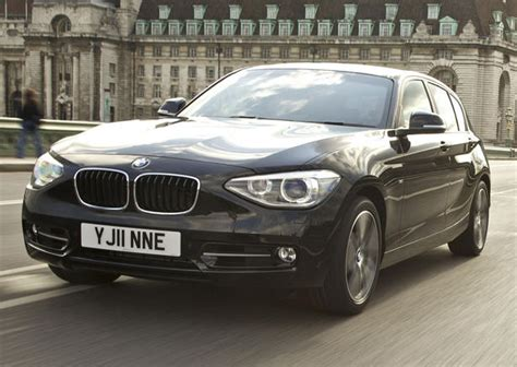 2012 bmw 1 series uk price