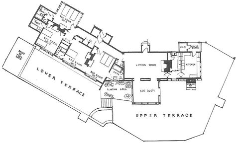 Three Bedroom House Plans by About Camp David Aspen Lodge The President S Cabin At