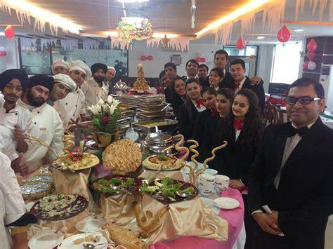 christmas themes lunch christmas theme lunch at chitkara university