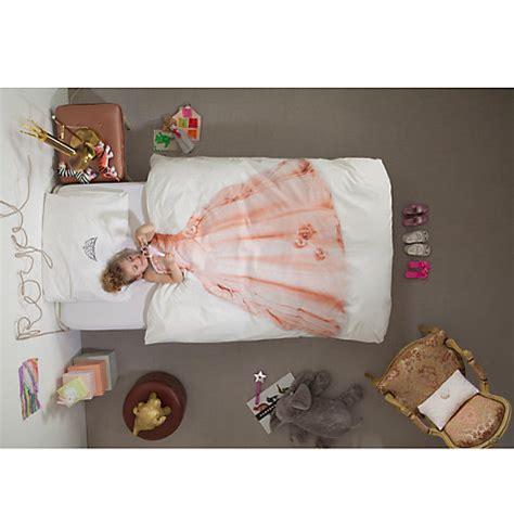 Buy Snurk Princess Single Duvet Cover And Pillowcase Set Lewis Childrens Bedding Sets