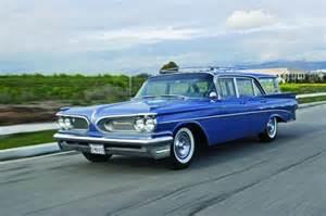 1959 Pontiac Wagon 1959 Pontiac Bonneville Classic Panelvans Stationwagons