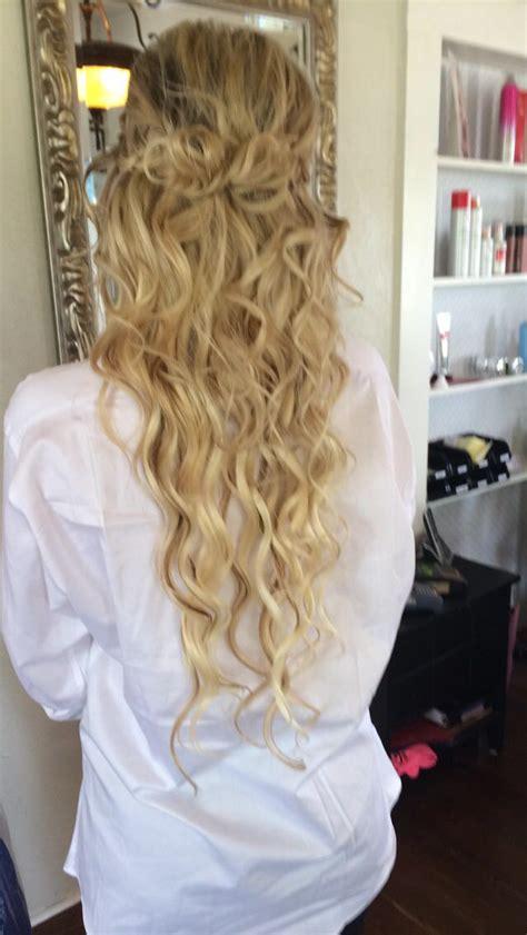 prom hairstyles 2014 half up half prom hair 2014 curly half up half hairstyles