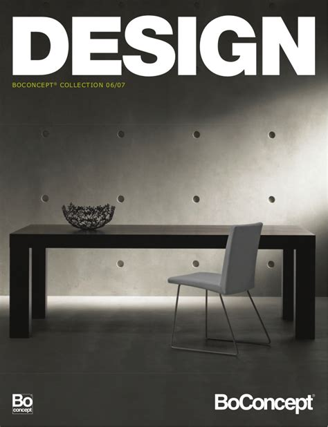 design magazines bo concept interior design magazine 06 07