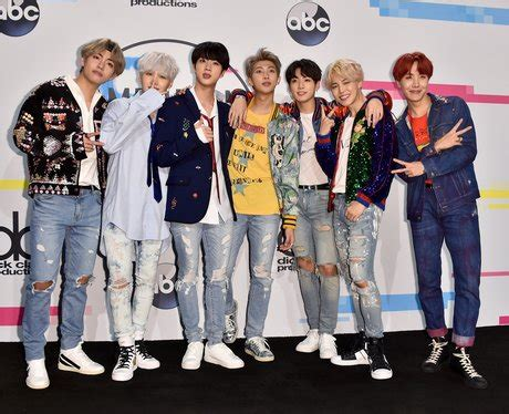 bts american music awards check out all the best red carpet outfits from the amas