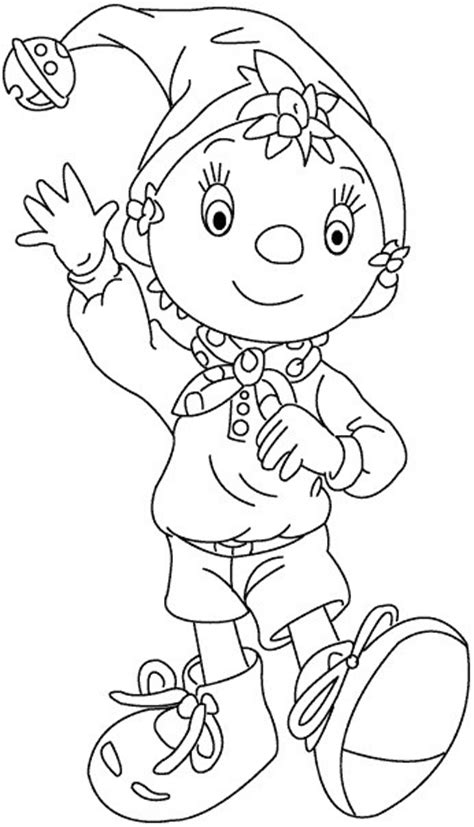 noddy coloring pages noddy coloring drawing coloring