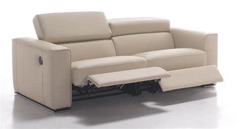 contemporary sofa recliner modern reclining sofa and home theatre recliners la vie