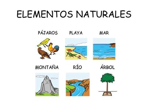 imagenes de elementos naturales y artificiales los paisajes