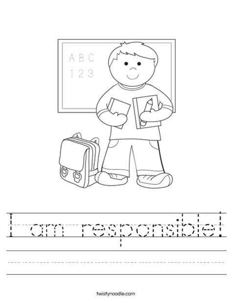 Galerry coloring page first day of school