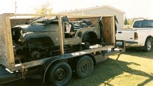 Surplus Jeeps In Crates Kaiser Willys Jeep Of The Week 019