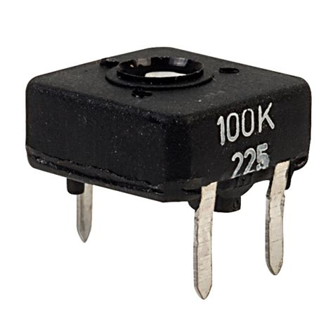 preset resistor 100k terminals 28 images electronic components resistors potentiometers