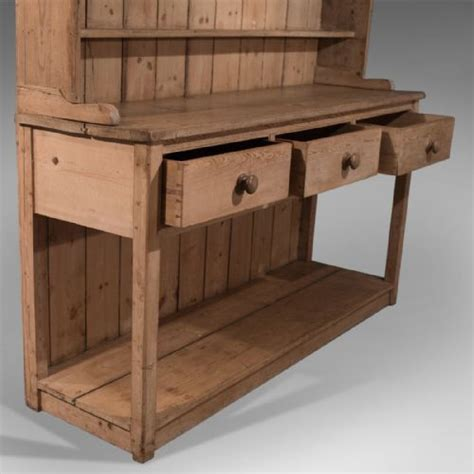 Pine Plate Racks For Kitchens by Antique Pine Large Country Kitchen