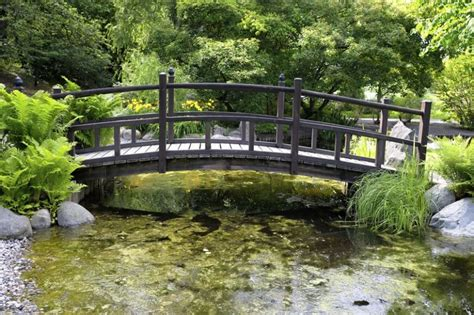 backyard bridge 49 backyard garden bridge ideas and designs photos