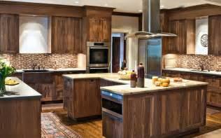 Shaped practicality inspiring kitchen island designs