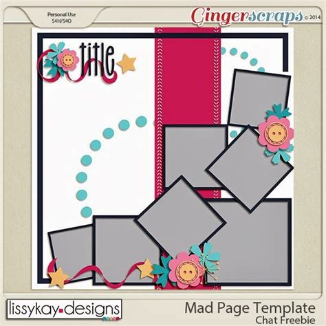 scrapbook page templates free scrapbook templates templates and scrapbook on