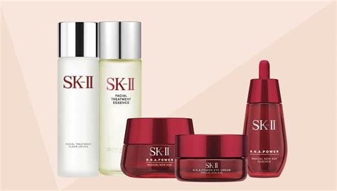 Skincare Treatment Sk Ii R N A Power Radical New Age 100gr Sk001 closed win sk ii skincare set worth 758 the singapore s weekly