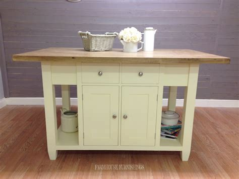 kitchen island oak solid pine and oak kitchen island farmhouse furnishings