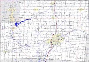 shelby county map bridgehunter shelby county ohio