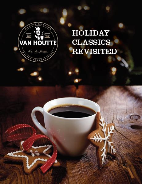 Holiday Van Giveaway - this year rediscover the holiday classics with van houtte giveaway mmmgiftguide
