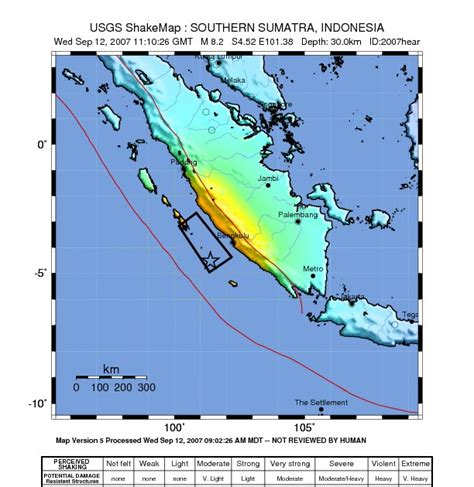 Earthquake Bengkulu | marek bialoglowy s blog major m8 2 earthquake near